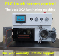 No Bubble Automatic Vacuum Laminating Machine OCA Laminator Lamination Machine LCD Screen Repair