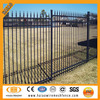 New! Hot sale modern steel gates and fences