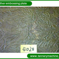 Leather Custom Embossing Stamps Plate Price