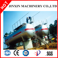 Good Quality LPG Pressure Vessel/25M3 LPG Gas Tanks with all accessories