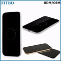 High Quality 3 Coils Qi Wireless Charger Pad 1A Output Wireless Charging Pad Transmitter For Samsung Galaxy S6 S7