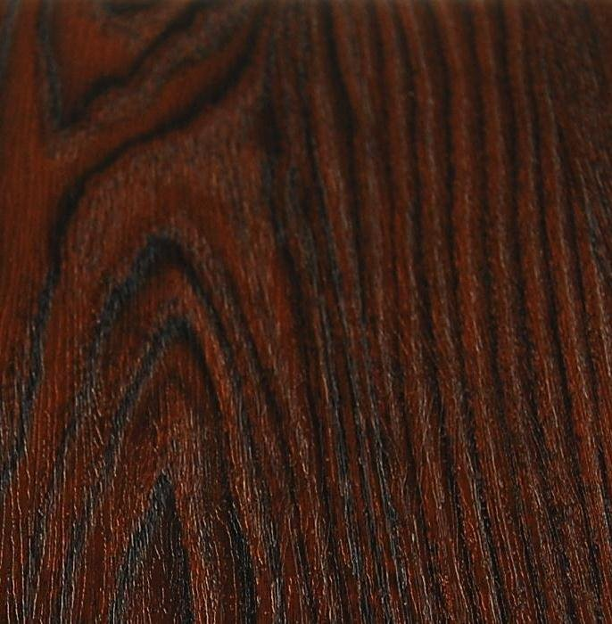 Wood grain PVC furniture laminate memebrane