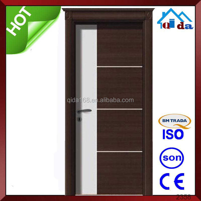 New interior mdf pvc coat bedroom door designs