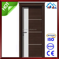 New interior mdf pvc coat bedroom door designs india
