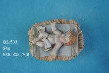 High Quality Nativity Baby Jesus Statue Figure