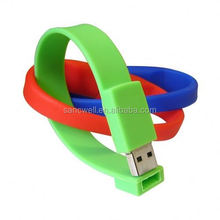 2014 new product wholesale medical alert bracelet usb flash drive free samples made in china