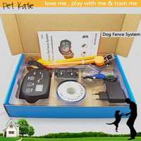 DIY Easy to Install Electronic Portable Dog Fence with Training Shock Collar