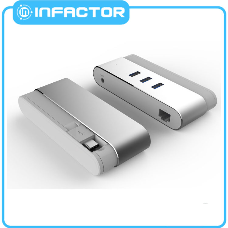 Hot sales wireless magnetic stripe type-c card reader with high-speed
