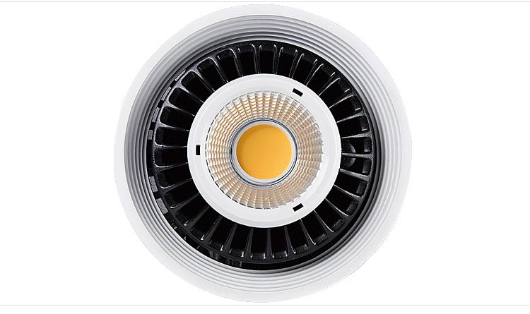 OBALS China 30W Square COB LED Panel Light Downlight Recessed Housing 10W 18W Down LED Grille Light