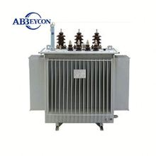 Cable box equipped 24Kv 13.8 kv 15kv oil filled power distribution 2 mva pad mounted transformer