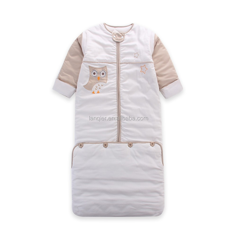 LAT jersey cotton sleepsack newborn baby sleeping bag 110cm