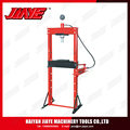 12T manual Hydraulic shop press for auto truck car repairing hydraulic tool