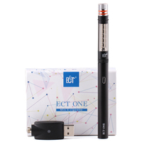 2016 new mini e cigarette huge vape mod 20W vaporizer pen e smart cigarette ECT ONE kit