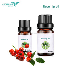 Manufactory supply pure organic rosehip oil