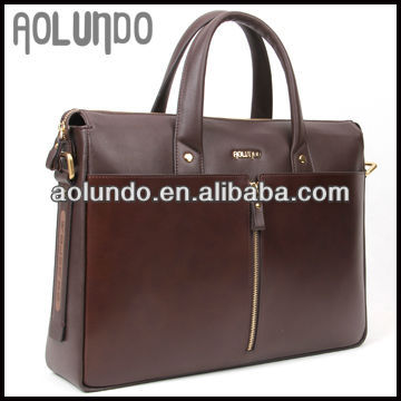 Latest design sturdy laptop bag briefcase