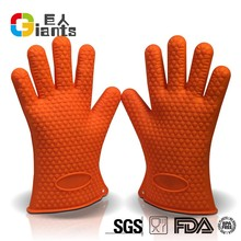 FDA heat resistant silicone oven mitt,silicone oven mit,silicone cooking gloves