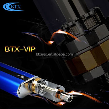 Top selling products in alibaba 0.5ohm Glass Tank E Cigerette sub ohm tank 4.0ml atomizer