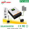 <Must solar >PV1800 pro solar inverter 3kva 48vdc 60A solar charger connect 3000w solar panel