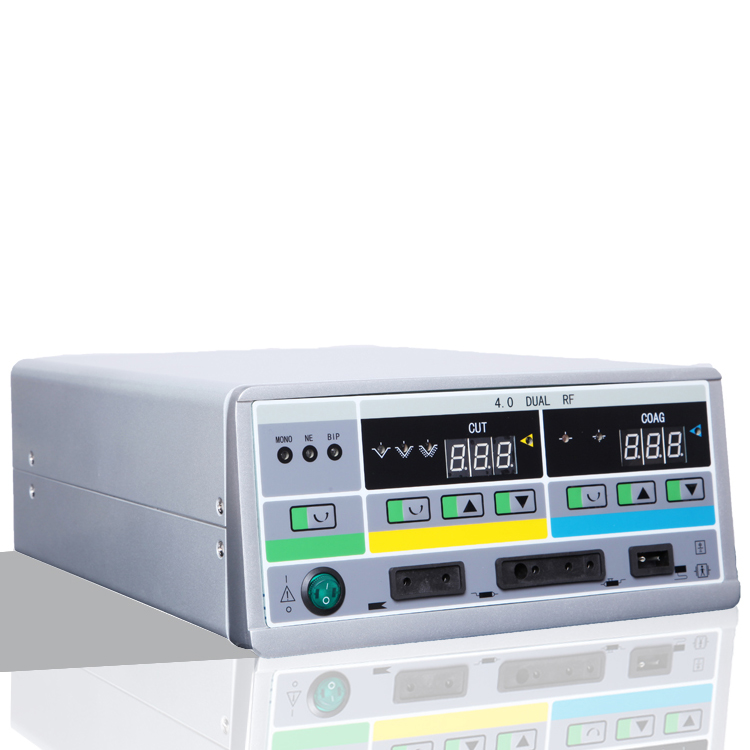 Low Temperature Cutting Radio Frequency Electrosurgical Unit/generator