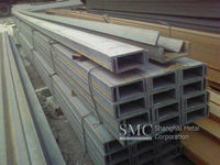 c80-40-20 galvanized steel c channel factory,steel profile punched channel steel,Prime Hot Rolled Steel U Channel