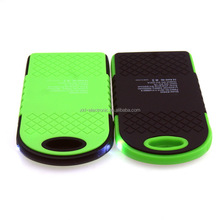 External solar cell power bank, 4000mah battery charger solar power bank for all smart mobile phone