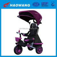 Fashion best sell kids push trike children tricycle