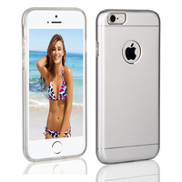 Hybrid 2 in 1 cell phone covers for iphone mobile accessories