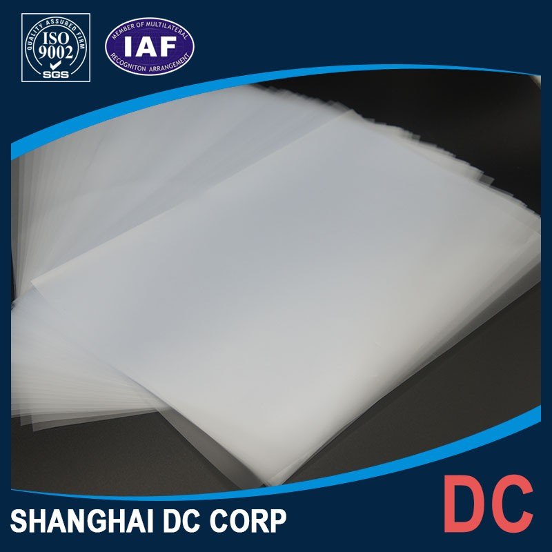 Cheaper Price Clear Transparent Laminating Film For ID Card