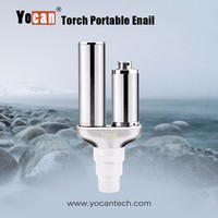 New products portable dab enail Yocan Torch custom smoking device 2 in 1multi-vaping refillable vaporizer pen