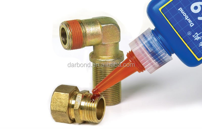 Filling Gap Pipeline Thread Liquid Sealant/Adhesive