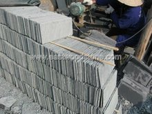 natural black roofing slate tiles price