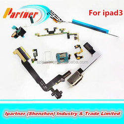 Low price for ipad3 / 4 accessories repair spare parts