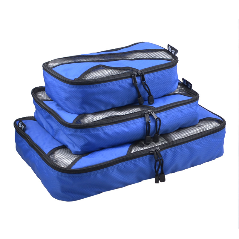 2017 how sale 3 piece set packing travel cubes
