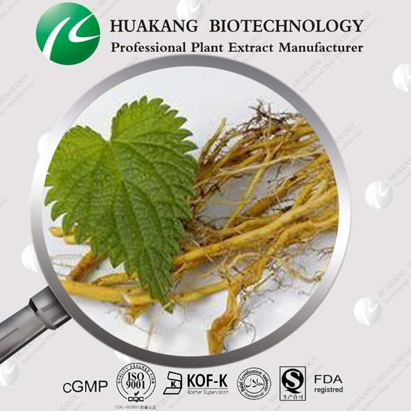 100% Pure Natural Nettle Leaf and Root Extract