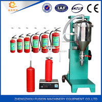 Industrial fire extinguisher refilling station equipment/Fire Extinguisher Dry Chemical Powder Filling Machine