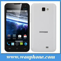 Cheapest MTK6577 3G Phone DG200 Android Dual Core 4.7inch