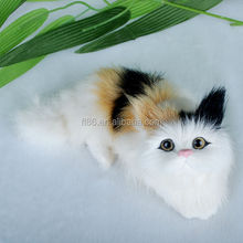 Cute new design full function cat toys top level plush animal