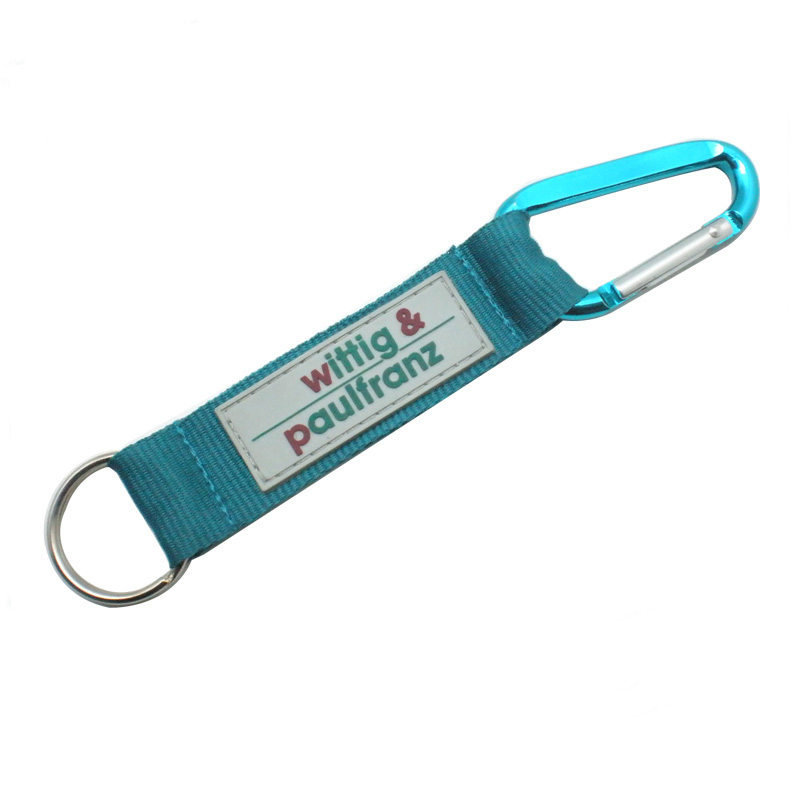 Multi-function Short Carabiner Strap