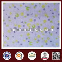 100 Polyester Reactive Printed Fabric Dyed
