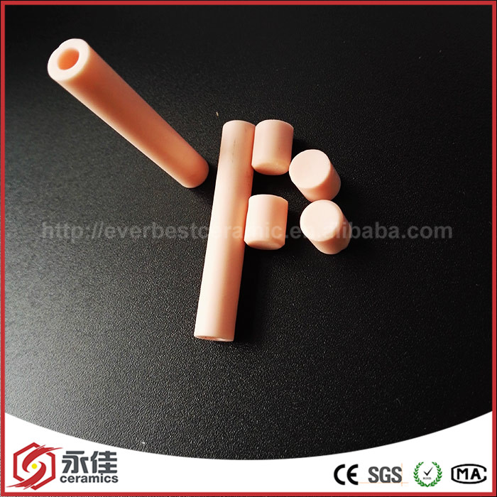 Alumina ceramic customrized insulation ceramic sharpeners rod
