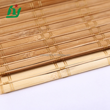 high quality custom blackout fabric with bamboo design, bamboo polyester blend fabric blinds