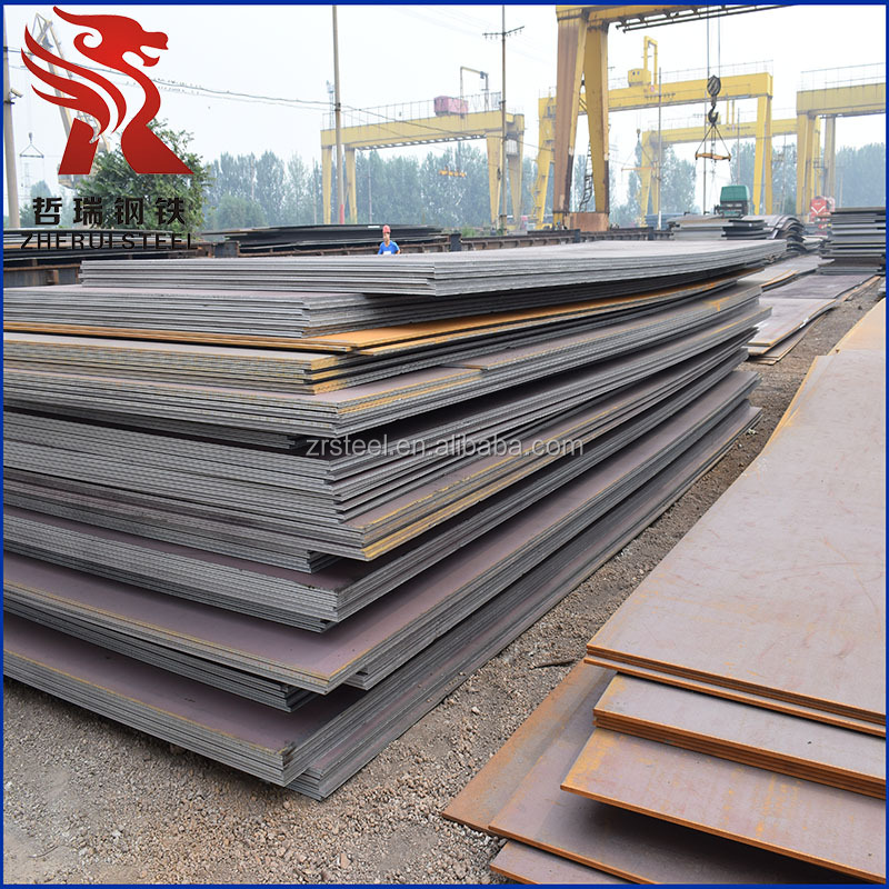 SPHC 1.5-12mm Hot rolled steel