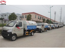 3ton Garbage Truck Rear Loading Hook Lift Roll Off Refuse Collection Truck for Sale