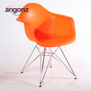 Cheap dining plastic outdoor modern chairs for sale in China