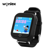 Personal digital watch child gps watch tracker Q90, android wifi smart watch