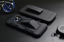 Rugged Future Armor Impact Hard Phone Cases for Samsung Galaxy S6 mini Belt Clip Holster Combo Cover Kickstand Protector Case