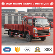 4x2 10Ton Cargo Truck Dimensions Price/10 Ton Flat Truck For Sale