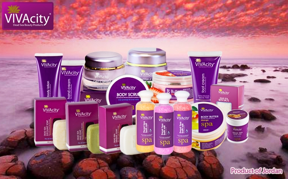 Skin Care Dead Sea Products