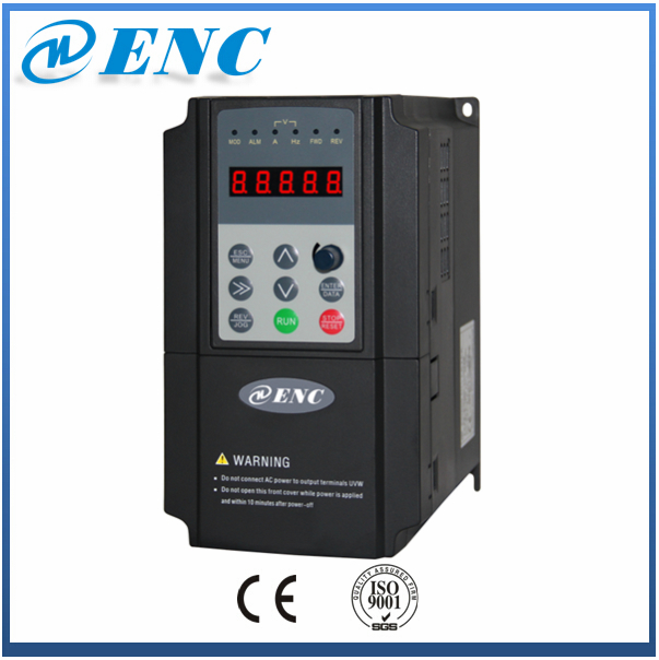 Industrial AC Servo Drive Inverter 3.7kW 5HP Variable Speed Drives