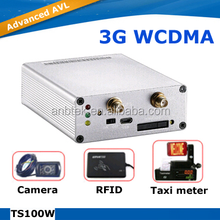 3G car vehicle lock/unlock the door by sms car gps tracker with camera/ibutton/temperature/ultrasonic fuel level sensor/rfid